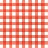 赤のギンガムチェック柄のパターン