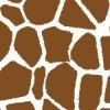 キリンの模様のようなアニマル柄のパターン素材