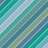 青と緑の色みを多用した斜線のシームレスパターン