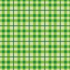 緑色のチェック柄パターン