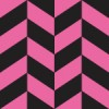 黒とピンクの菱形が交差するパターン