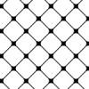 白と黒の網模様パターン