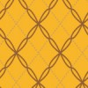菱形に並べられたアーガイル風オレンジベースのパターン