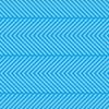 水色のジグザグしたパターン