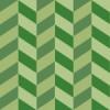 緑色ベースのヘリンボーン柄パターン