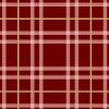 赤基調のタータンチェック柄パターン