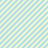パステル調の青と黄色の可愛らしい斜線パターン