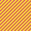 ピンクと黄色のポップな斜線パターン