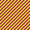 紫と黄色のタイトな斜線パターン
