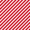赤と白のタイトな斜線パターン
