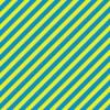 青と黄色のタイトな斜線パターン