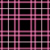 黒とピンクのタータンチェック柄パターン
