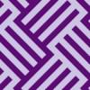 紫色のバスケット柄パターン