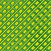 斜めに連なる緑色の鎖イラストパターン