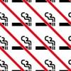 禁煙アピールがものすごい禁煙アイコン柄パターン