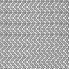 グレー配色のヘリンボーン柄パターン