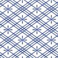 業平菱の和柄パターン
