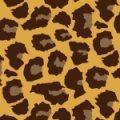 豹柄のアニマルシームレスパターン