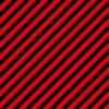 赤と黒の斜線パターン