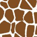 リンの模様のようなアニマル柄のパターン